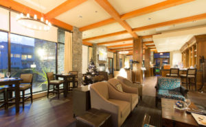 Oswego Hotel interior